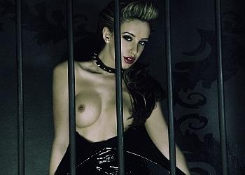 Ella caged