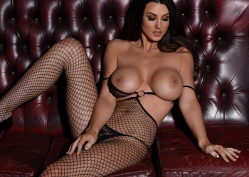 Fishnet Body Stocking (ft. Alice Goodwin)