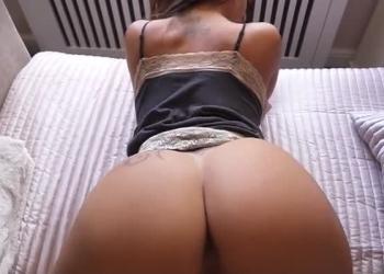 Throwback Thursday - Porn Watching Wank (ft. Preeti)