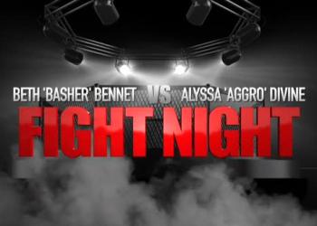 BSX Fight night Live - Beth vs Alyssa Devine Part 1